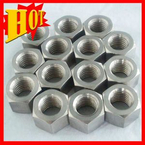 DIN 934 Hexagon Nuts in Stock pictures & photos