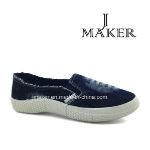Amrican Style Hot Sale Fashion Denim Shoes Jm2070 pictures & photos