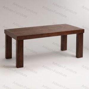 Modern Corner Square Pedstal Dining Table Set (JP-T-003)