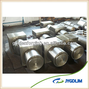 ASTM A182 Drop Casted Welding Flange pictures & photos