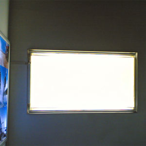 Acrylic Light Guide Plate for LED Edge-Lit Light Panel