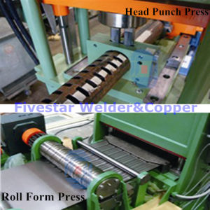 Power Distribution Electrical Transformer Radiator Welding Production Line pictures & photos
