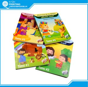 Cardboard Children Book for Playing pictures & photos