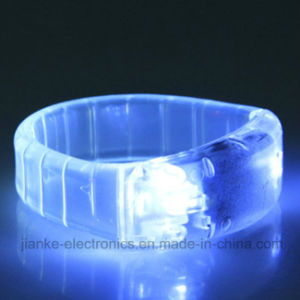 Promotional Items LED Lighting Bracelet with Logo Printing (4011)