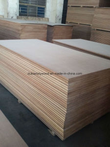 28mm Keruing Plywood for Container Flooring From China pictures & photos