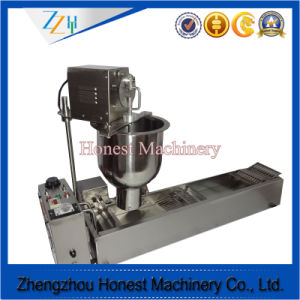 Mini Donut Making Machine with Stainless Steel pictures & photos