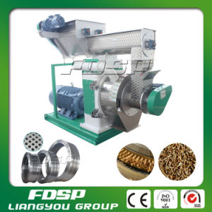 Hot Sale 2tph Ring Die Pellet Mill for Wood Pellet Making pictures & photos