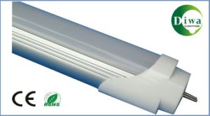 LED Flat Tube with CE SAA Approved, Dw-LED-T8-01 pictures & photos
