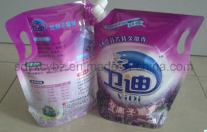 Laundry Detergent Bag with Spout pictures & photos