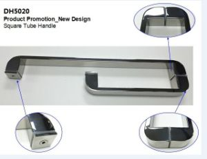 Stainless Shower Room Door Handle pictures & photos