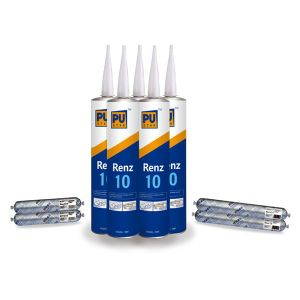 Hot Sale, PU Polyurethane Windshield Sealant for Automobile Repair (renz10) pictures & photos