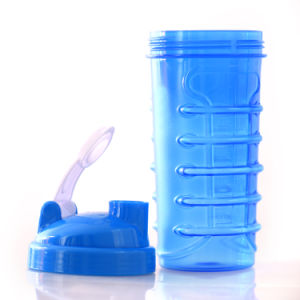 700ml shaker bottle logo printing, plastic shaker joyshaker bottle, protein shaker bottle pictures & photos