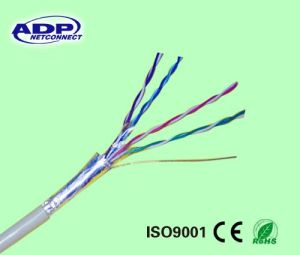 Network Cable Cat5e FTP LAN Cable 24AWG pictures & photos