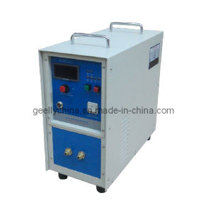 Ghf-25 (15kw) Inducton Brazing Machine, Induction Heater for Brazing/Welding/Melting pictures & photos