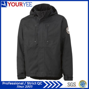 Practically Fashion Two Tone Polyester Insulation Waterproof Coats (YFS113) pictures & photos
