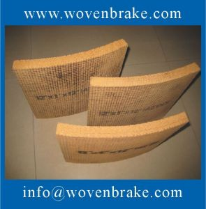 Woven Brake Block pictures & photos