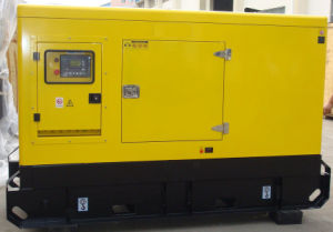 55kVA 44kw Standby Rating Cummins Silent Diesel Generator pictures & photos