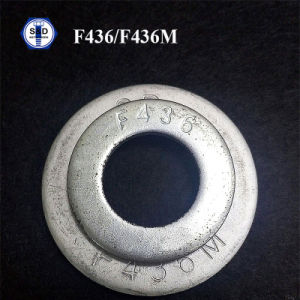 F436/F436m Structure Washer Hot DIP Galvanized pictures & photos