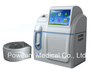 Hospital Clinic K, Na, Cl, Electrolyte Analyzer (EL-2200A) pictures & photos