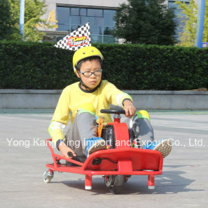 Factory Quality Kids Pedal Drifting Electric Bike (CK-01) pictures & photos