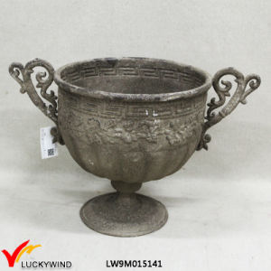 French Antique Planters Cast Iron Flower Urn pictures & photos