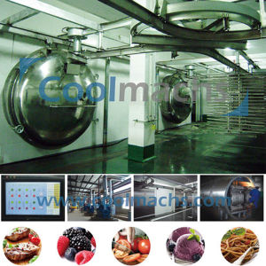 Lyophilizer for Fd Food Production Vegetable and Fruits Freeze Dryer pictures & photos