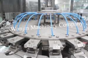 8000-10000bph Gas Carbonated Drinks Soft Water Filling Line pictures & photos