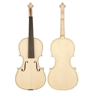 [Aileen] Unfinished 4/4 Violin for Violin Maker Luthier (V150W) pictures & photos