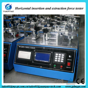 Horizontal Insertion&Extraction Resistance Tester pictures & photos