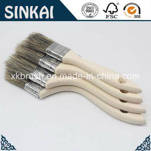 Brazil, Korea Hot Selling Bristle Paint Brush pictures & photos