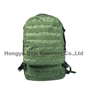 OEM New Waterproof Army Military Knapsack Backpack (HY-B036) pictures & photos