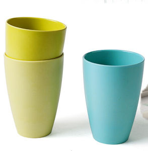 Bamboo Fiber Tableware Cup (BC-C1017) pictures & photos