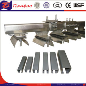 Stainless Steel C Rail Crane Power Track Festoon System for Mobile Equipment pictures & photos