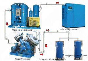 Psa Oxygen Plant Technology Proposal pictures & photos