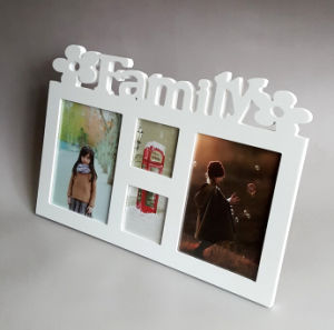 White Craving MDF Photograph Frames pictures & photos