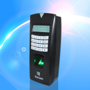 ID Card Reader and Biometic Fingerprint Access Control with LAN (F08/ID) pictures & photos
