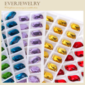 Wholesale Beautiful Flat Back Sew on Crystal pictures & photos