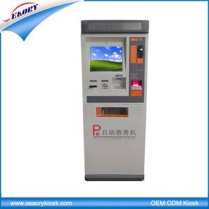 Parking Card Reader Self-Service Payment Kiosk pictures & photos