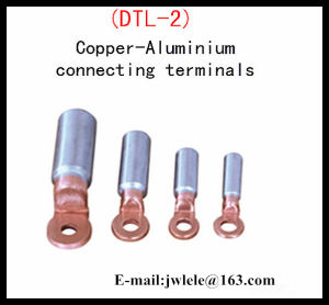 Factory Supply Copper Aluminum Dtl Type Bimetal Electrical Cable Lugs pictures & photos