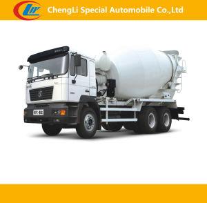 Shacman 6X4 12cbm Cement Mixer Truck pictures & photos