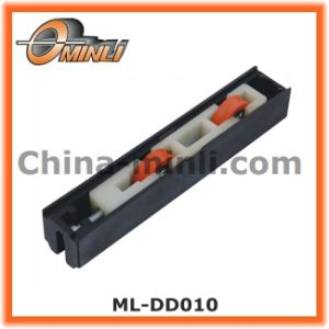 Double Plastic Nylon Bracket with Twin Roller Bearings (ML-DD010) pictures & photos