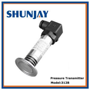 Industry Sanitary Flush Diaphragm Pressure Transmitter