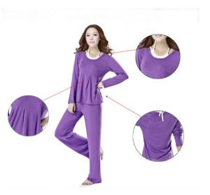 Home Fitness Pregnant Women Suit for Yoga