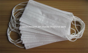 Nonwoven Face Mask/Protective Face Mask/Surgical Face Mask pictures & photos