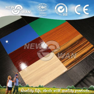 Furniture Laminated Sheets/Melamine MDF/MDF Board (NMB-0062) pictures & photos
