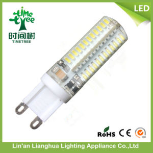 G9 LED 3W 5W Daylight SMD 3014 LED Corn Light pictures & photos
