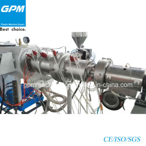PP Double Wall Corrugated Pipe Extrusion Line pictures & photos