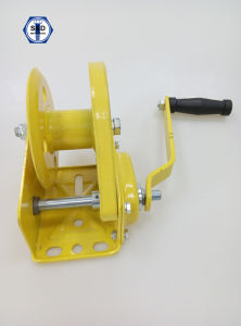 2000lbs Hand Winch with Removable Handle Coating