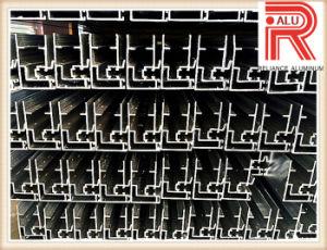 Aluminum/Aluminium Extrusion Profiles for Display Frame pictures & photos
