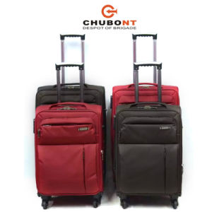 Xelibri Hot Sell Spinner Wheels 4 PCS Upright Luggage Set pictures & photos